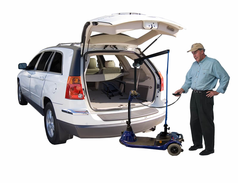 Wheelchair Lift For Car >> Economy Inside Lift