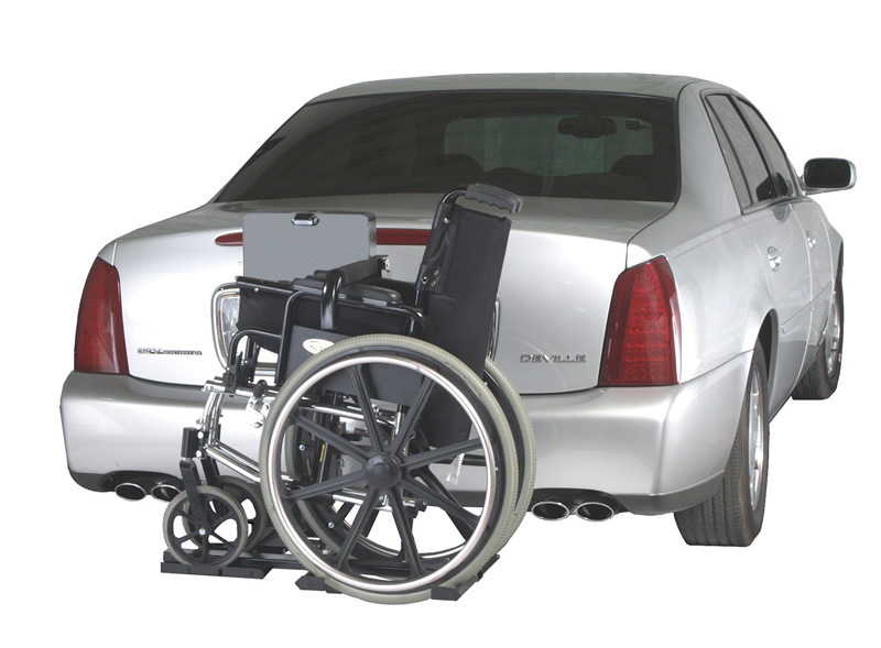 Wheelchair Lift For Car >> Wheelchair Lifts External Vehicle Lifts Power Tote Wheelchair Lift