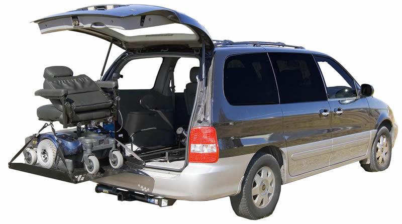 Wheelchair Lifts - Internally Mounted