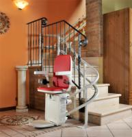 Platinum Curved Stair Lift - HD
